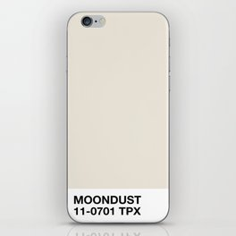 moondust iPhone Skin