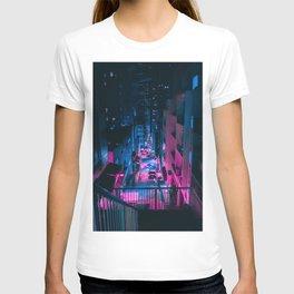Cyberpunk Ciy T-shirt