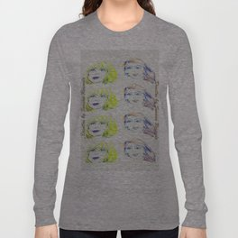 Blondie and Ginger Long Sleeve T-shirt