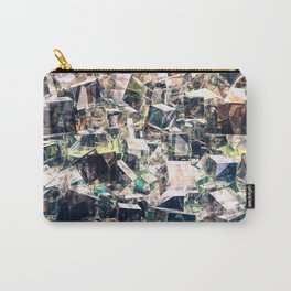 Chaotic Collection of Cubes Carry-All Pouch