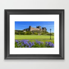 Bamburgh Castle Framed Art Print