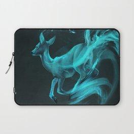 Always: [spectral deer] Alan Rickman tribute Laptop Sleeve