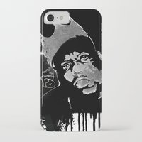 biggie smalls iPhone & iPod Cases featuring Biggie by Factory Three