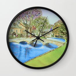 Day Trip Wall Clock
