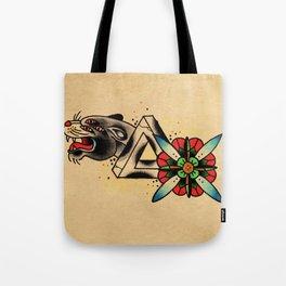 Pnthrbilia Tote Bag