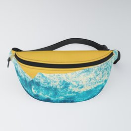 Yellow Tide Fanny Pack