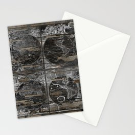 Historical Maps Stationery Cards