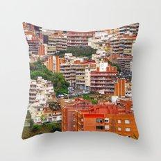 BAR#7971 Throw Pillow