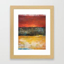 Quiessence I Framed Art Print