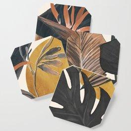 Abstract Tropical Art III Coaster