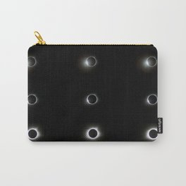 August 21, 2017 - Total Solar Eclipse Triptych Carry-All Pouch