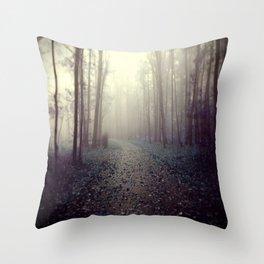 An Adventure Throw Pillow