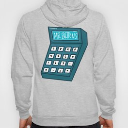 Mr Buttons Hoody