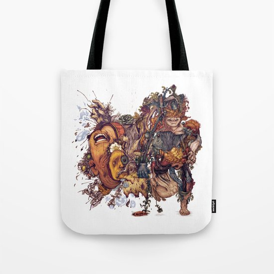 seam imaginations No.2 Tote Bag