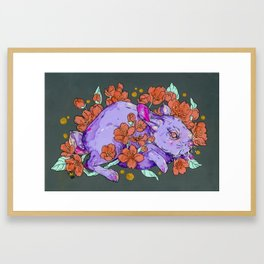 Is It Too Late To Come Home? Framed Art Print