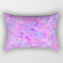 Funfetti (Preppy Abstract Pattern) Rectangular Pillow