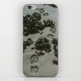Trails in the Sand iPhone Skin