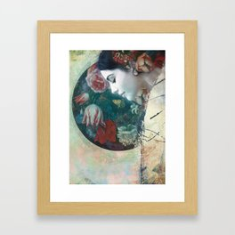 Frigiliana, an ode to Spain Framed Art Print