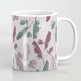 Feathers watercolor Coffee Mug