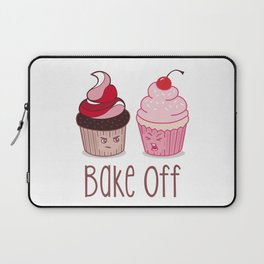 Bake Off Cupcake Wars Laptop Sleeve
