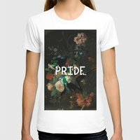 pride T-shirts featuring Pride by Filthy english