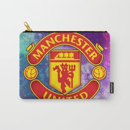 Manchaster United Colored Carry-All Pouch