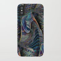 architect iPhone & iPod Cases featuring the delusional architect by David  Gough