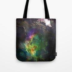 North America Tote Bag