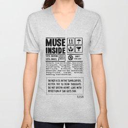 Muse inside Unisex V-Neck