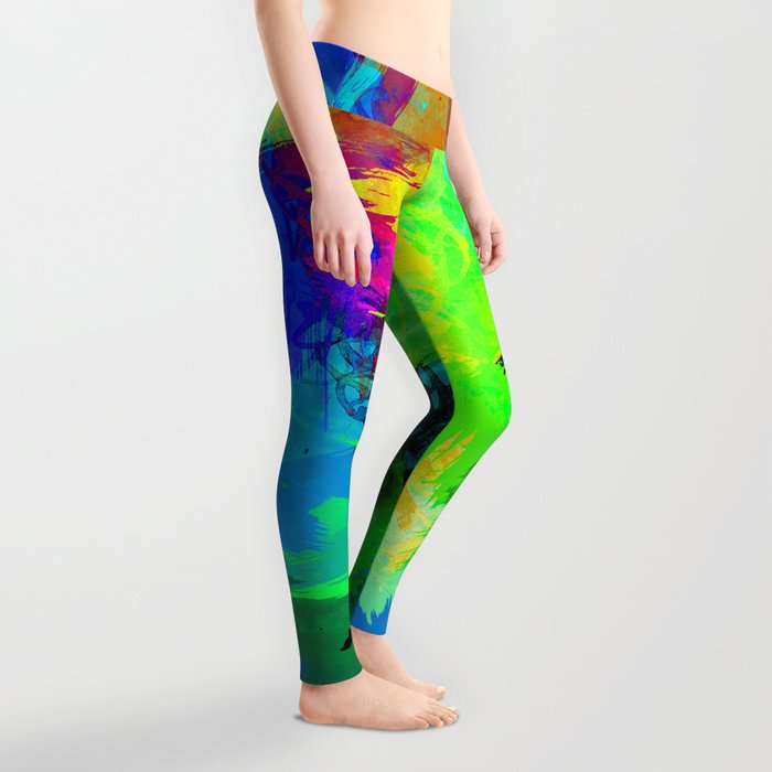 TROPICALIA II Leggings