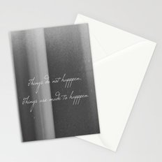Made to Happen Stationery Cards