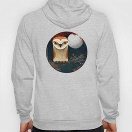 Deep in the Night, Owl Eyes Bright Hoody