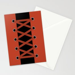 Laced Up Stationery Cards