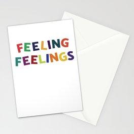 Feeling Feelings Stationery Cards
