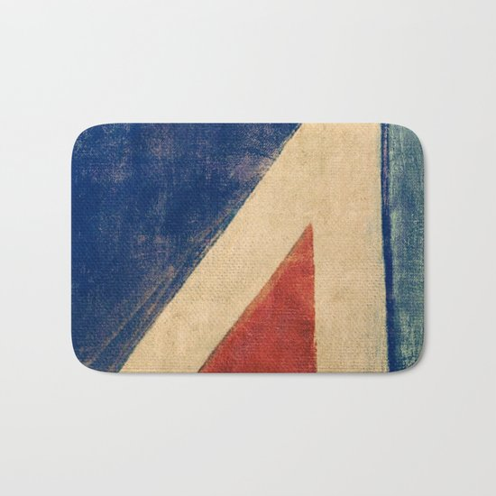 Sails Upwind Bath Mat