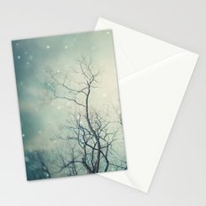 Winter Poem  Stationery Cards