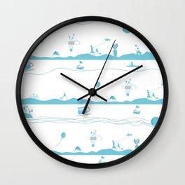 Dream Linger Wall Clock