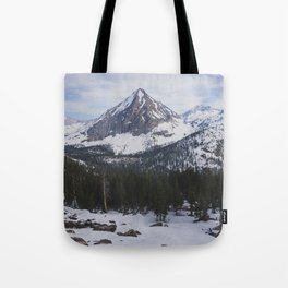 East Vidette - Pacific Crest Trail, California Tote Bag