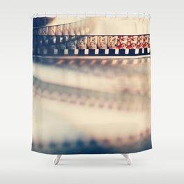 super 8 film II Shower Curtain