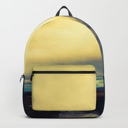 seljalandsfoss sunset Backpack