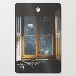 WINDOW TO THE UNIVERSE Cutting Board
