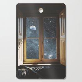 WINDOW TO THE UNIVERSE Cutting Board