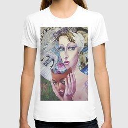 Lady Europe T-shirt
