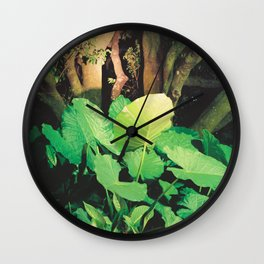 In the Park I Wall Clock