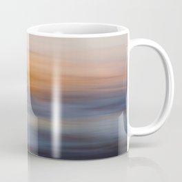 Undulating Sunset Coffee Mug