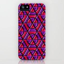 Geometrix LXXXIX iPhone Case
