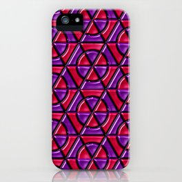 Geometrix LXXXIX iPhone Case