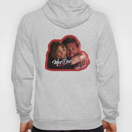 MerDer Grey's Anatomy Meredith & Derek Ship Hoody