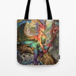 Prism Magic Tote Bag