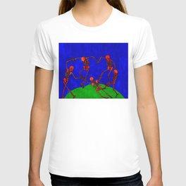 Red Dance, after Matisse T-shirt